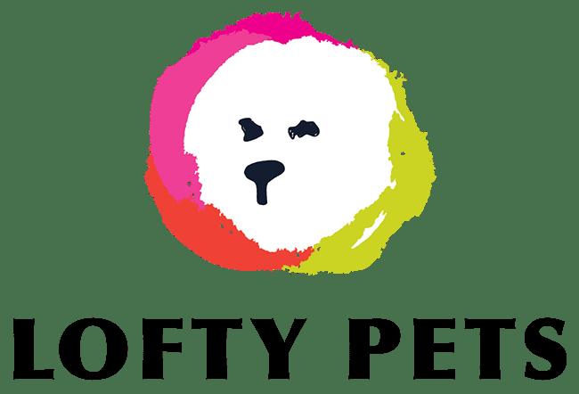 Proiect de branding agentia Connect Media, client - Lofty Pest, groomer canin Bucuresti.