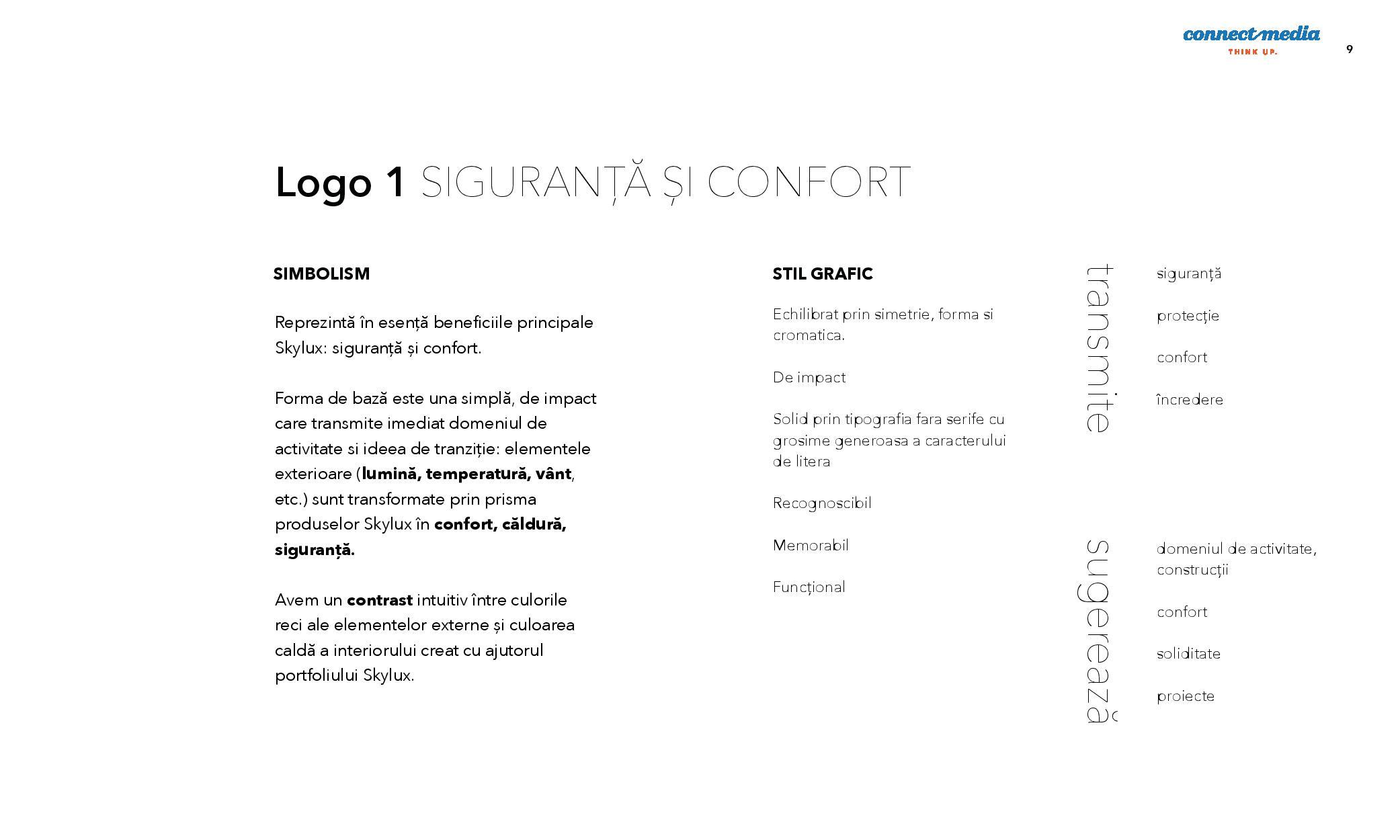 Rebranding Skylux: ce reprezintă noul logo