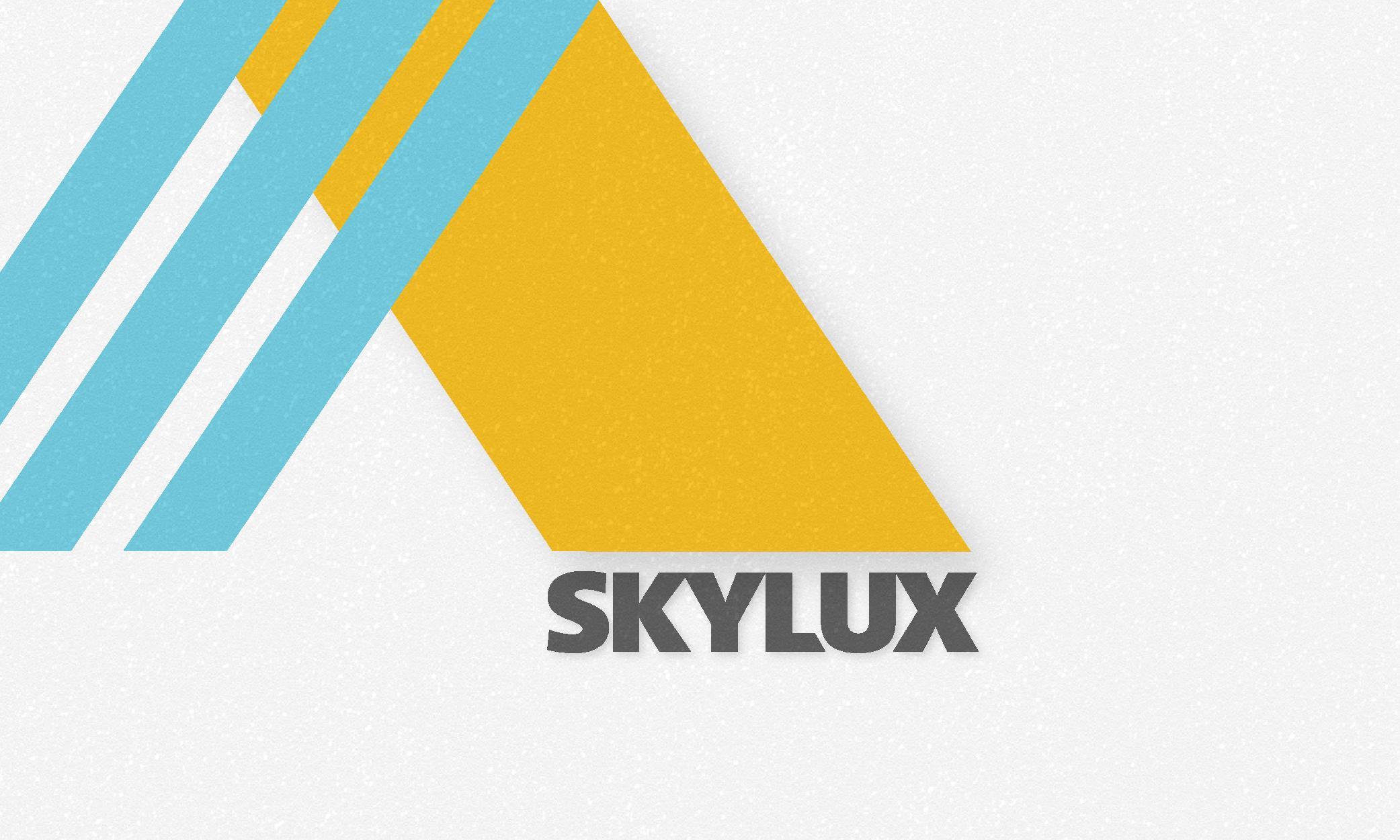 Proiect de rebranding: Skylux și Connect Media